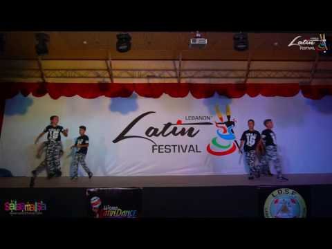 Step Up Academy Show | Lebanon Latin Festival 2016