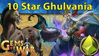 Gems of War: Event Objectives | Ghulvania 10 Stars and Bat Out of Hell Event