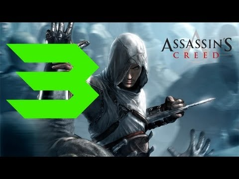 Assassin's Creed Walkthrough w/Commentary - PART 3 - JUMP