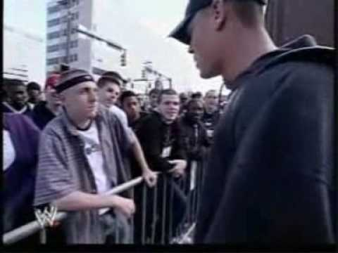 John Cena Rap Battles A Fan (Lyrics)