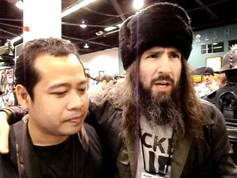 Musisi.com Interview with Ron Thal at NAMM 2012