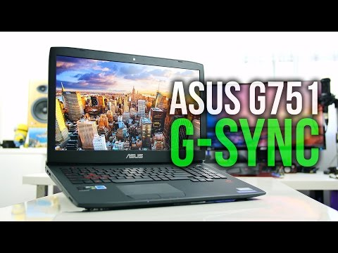 ASUS G751 G-SYNC Gaming Notebook Review - 980M, 24GB, i7