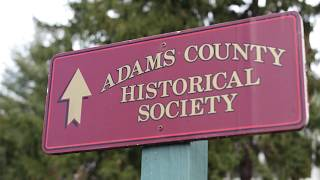 Behind the Scenes: Adams County Historical Society