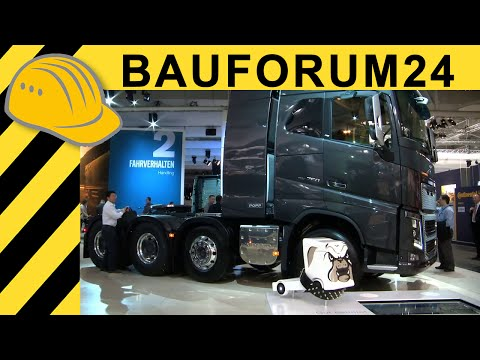 Volvo FH Serie - IAA Nutzfahrzeuge 2012