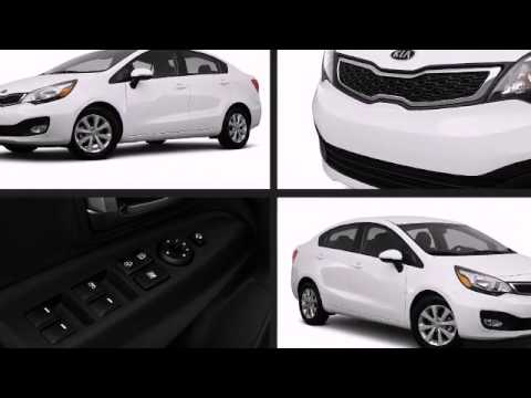 2012 Kia Rio Video