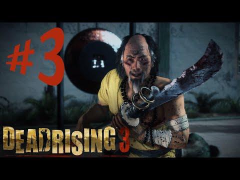 Dead Rising 3 - Parte 3: Os Mafiosos e o Goku Doidão [ PC - Dublado em PT-BR ]