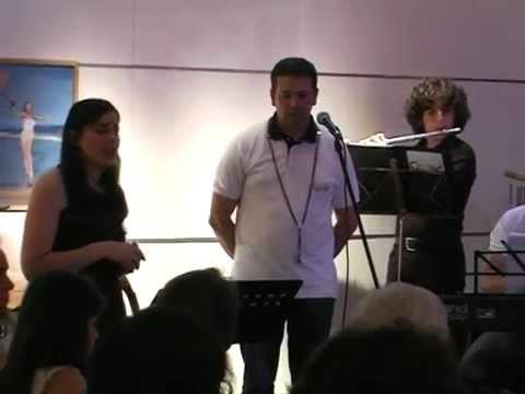 NELLA FANTASIA (Filme: A Miss�o) - Coro / Grupo Coral CONTIGO (Viseu / Torredeita)