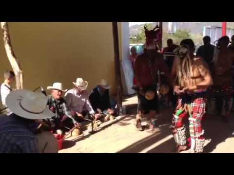 Yaqui Venado, Deer Dance video