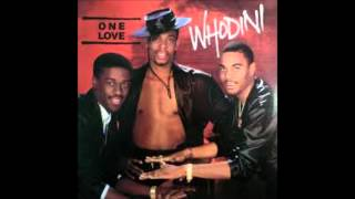 Watch Whodini One Love video