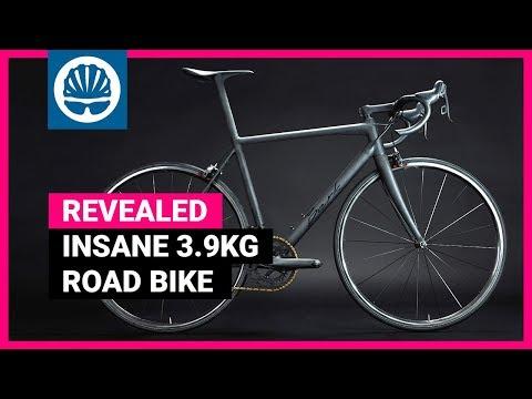 3.9kg Berk Road Bike | Insane Lightweight Tech from Slovenia