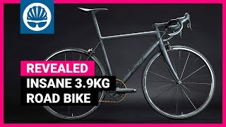 3.9kg Berk Road Bike | Insane Lightweight Tech from Slovenia