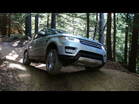 2014 Range Rover Sport On & Off-Road First Drive Review