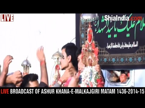 19th Muharram Malkajgiri Matam 1436-2014-15
