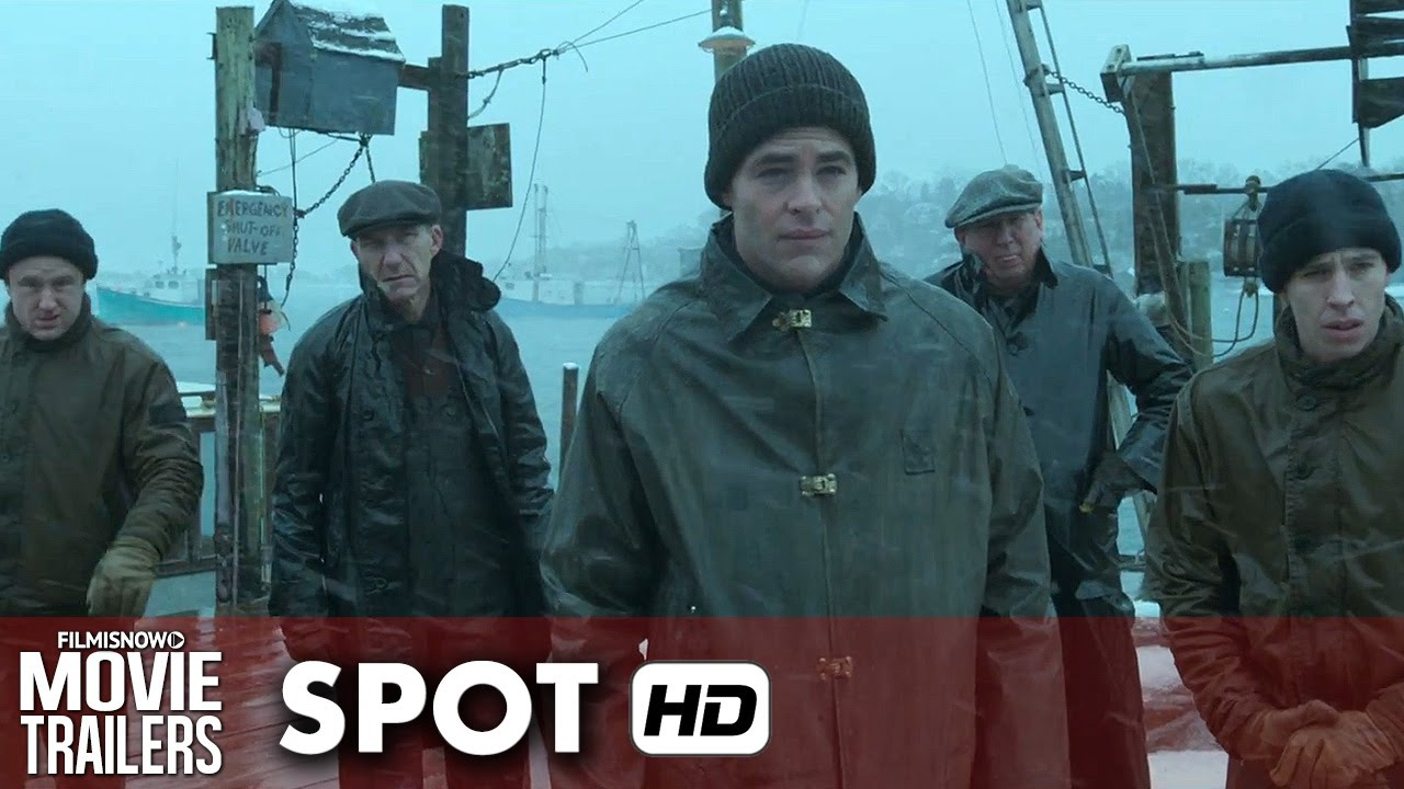 The Finest Hours (2016) Spot with Chirs Pine, Casey Affleck, Eric Bana [HD]