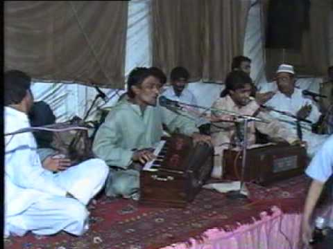 (mere Piya Ghar Aaya)  Ali Muhammad Taji  & Saqib Ali Taji Qawwal (kalam Baba Bulleh Shah) video