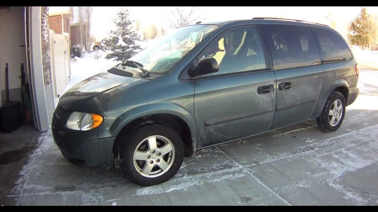 How To Change Transmission Fluid In A Dodge Caravan YouTube