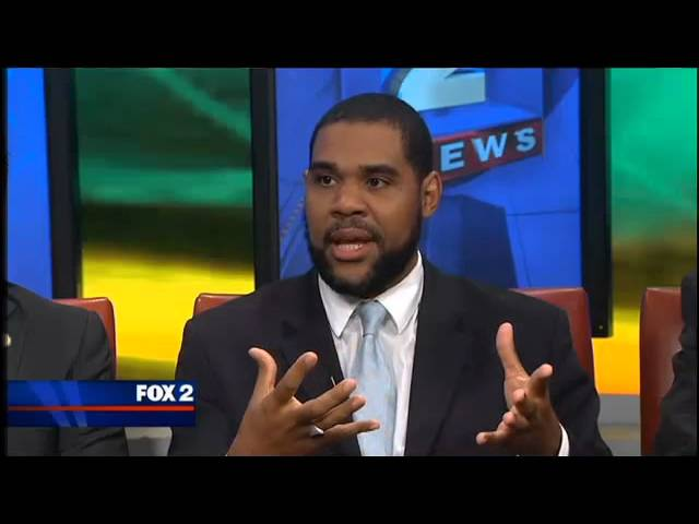 Chamber President, Martin Manna appeared on Fox 2 News Let It Rip