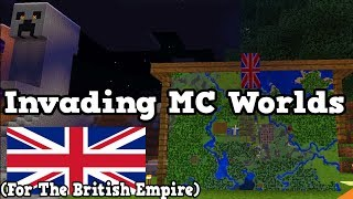 Deciding Which Minecraft Worlds To Colonise For The British Empire
