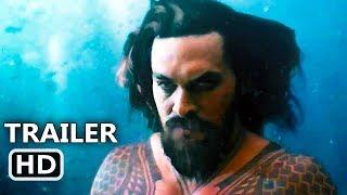 "JUSTICE LEAGUE ""Aquaman Underwater"" Trailer (2017) Jason Momoa, Movie HD"