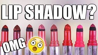 LIP SHADOWS?? ... OMG!!!!