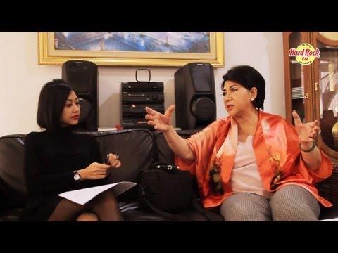 #HardRockFM : The Lady Who Swings with Titiek Puspa