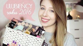 ULUBIEŃCY roku ♡ Najlepsze kosmetyki 2016 roku ♡