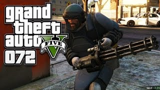 GTA V (GTA 5) [HD+] #072 - ACHT MILLIONEN Dollar ★ Let's Play GTA 5 (GTA V)