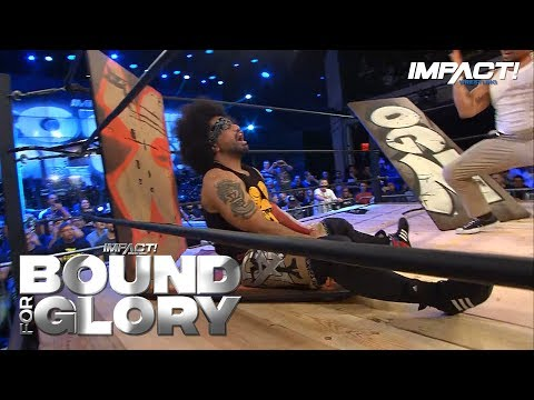 Things Get EXTREME in Death Match Between LAX & OGz at Bound for Glory 2018!