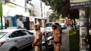 CSGT quận Tân Bình bắt sai người dân! (part1)