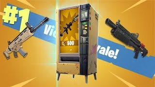 *GOUDEN* VENDING MACHINE GEVONDEN MET JEREMY FRIESER?! - Fortnite Battle Royale