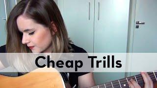 Cheap Trills | Sia | Carina Mennitto Cover