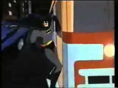 SIGLE CARTONI ANIMATI DC COMICS E MARVEL ANNI '90 – BATMAN