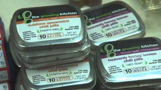 The Edible (Marijuana) Market in Colorado  4/12/14