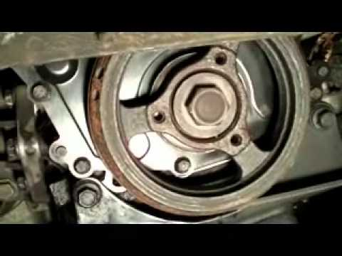 Cavalier Z24 2.4 Water Pump and Timing Chain Replacement Part 3 Classic G-Body Garage