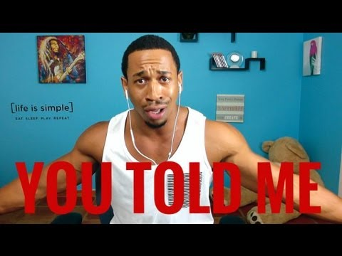 YOU TOLD ME (Spoken Word)