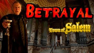 BETRAYER | Town of Salem Balanced Custom Coven Game