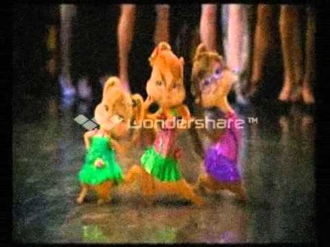 Problem - Becky G feat. Will.I.Am {The Monster Remix}{The Chipettes feat. The Chipmunks}