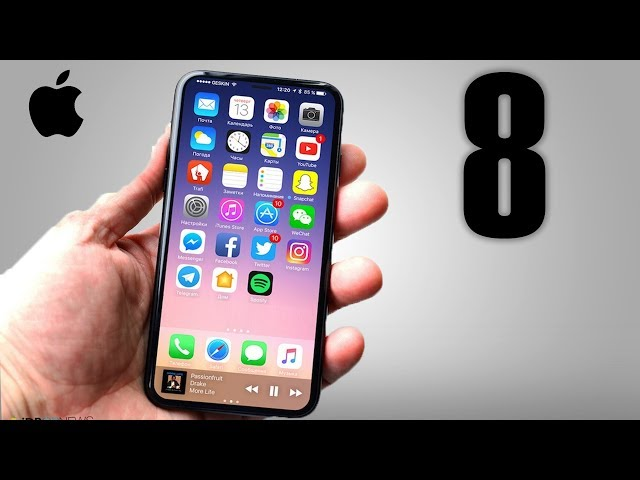iPHONE 8 EN VIDEO - FILTRADO!