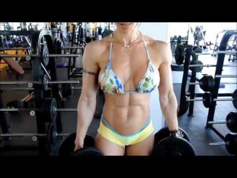BICEPS TRAINING OF RAQUEL HERNANDEZ OLMO.wmv