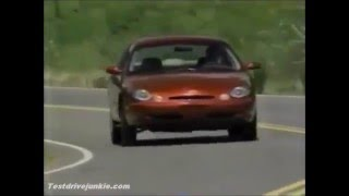 MotorWeek 1996 Ford Taurus Mercury Sable