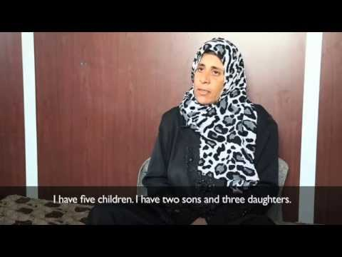 Giving Birth Alone: A Syrian Refugee Mother