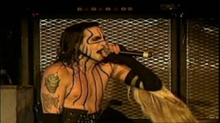Клип Marilyn Manson - The Reflecting God (live)