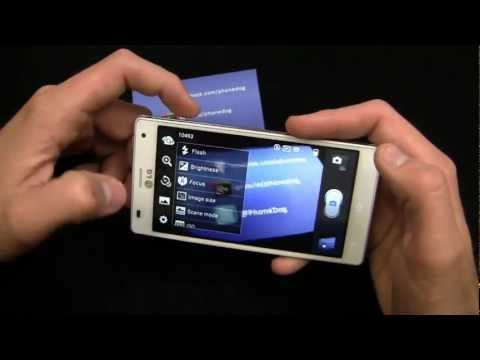 LG Optimus 4X HD Review Part 2