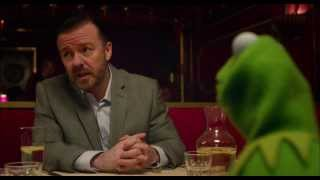 Meet The Manager   Movie Clip   Ricky Gervais & Kermit the Frog   Muppets Most Wanted   The Muppets