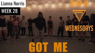 Got Me - Dreamville | Lianna Norris Choreography #DropInWednesday