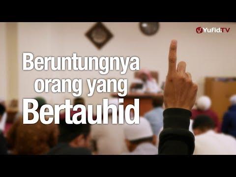 Ceramah Agama: Beruntungnya Orang yang Bertauhid - Ustadz Lalu Ahmad Yani, Lc.