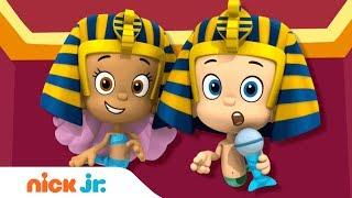 Video Musical 'Aventuras de Viajes' Con Bubble Guppies y Dora la Exploradora Español | Nick Jr.