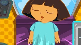 Dora The Explorer Doctor Caring - Dora Leg Surgery Doctor Games For Kids