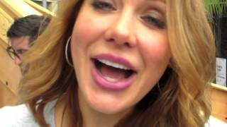 Maitland Ward Boy Meets World Actress At San Diego Comic Con WIRED Cafe 2013
