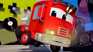 Frank is Rock'n Roll! - Tom the Tow Truck's Car Wash | Cars cartoons for kids